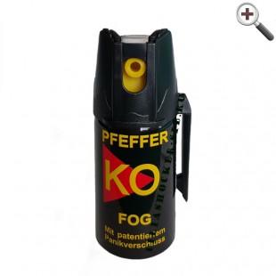 Аэрозольный газовый баллончик PFEFFER KO FOG 40 мл.